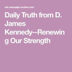 D James Kennedy