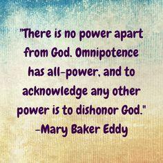 Mary Baker Eddy
