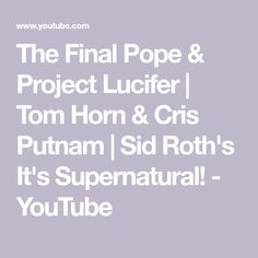 Tom Pope