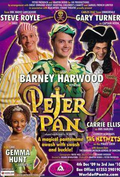 Barney Harwood