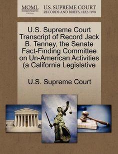 Jack Tenney