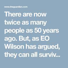 EO Wilson