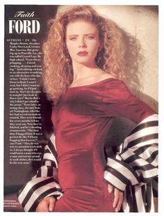 Faith Ford