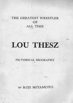 Lou Thesz