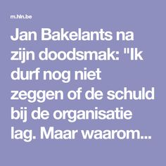 Jan Bakelants