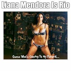 Liana Mendoza