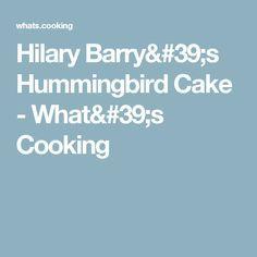 Hilary Barry