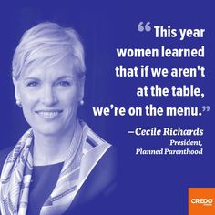 Cecile Richards