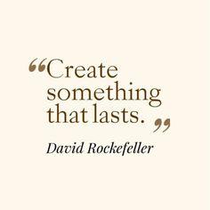 David Rockefeller, Sr.