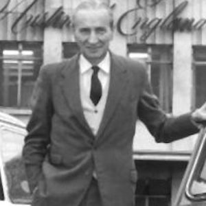 Alec Issigonis
