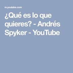 Andres Spyker