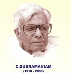 Chidambaram Subramaniam
