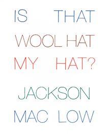 Jackson Mac Low