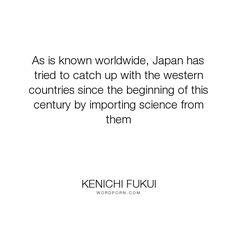 Kenichi Fukui
