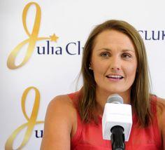Julia Clukey