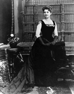 Frances Folsom Cleveland Preston