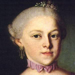 Anna Maria Mozart