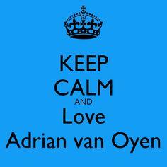 Adrian Van Oyen