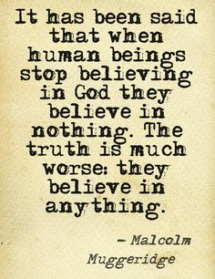 Malcolm Muggeridge