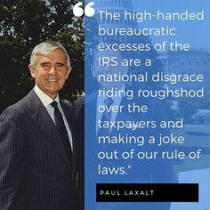 Paul Laxalt