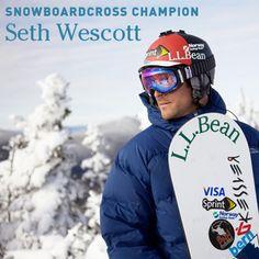 Seth Wescott