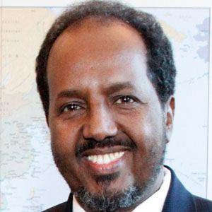 Hassan Sheik Mohamud