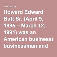 Howard Edward Butt Sr.