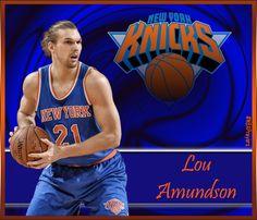 Lou Amundson