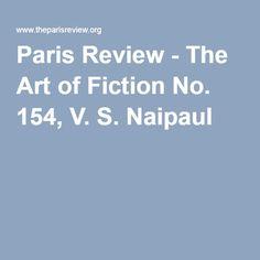 V.S. Naipaul