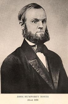 John Humphrey Noyes