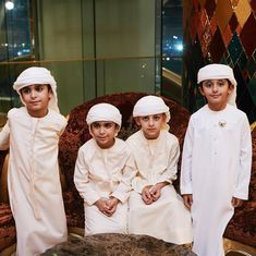 Khalifa bin Zayed Al-Nahyan