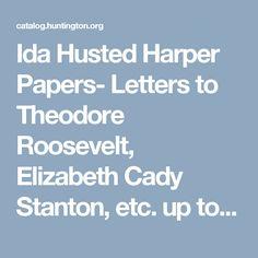 Ida Husted Harper
