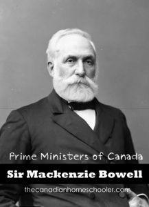 Mackenzie Bowell