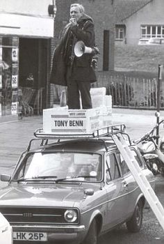 Tony Benn