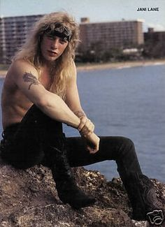 Jani Lane Net Worth