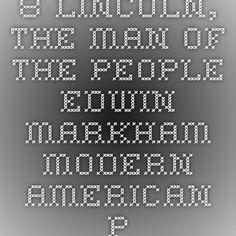Lincoln Markham