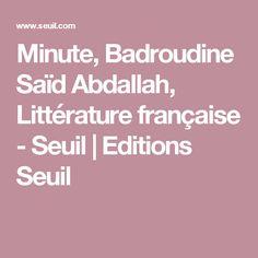 Abdallah Said