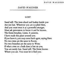 David Wagoner