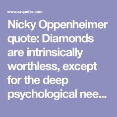 Nicky Oppenheimer