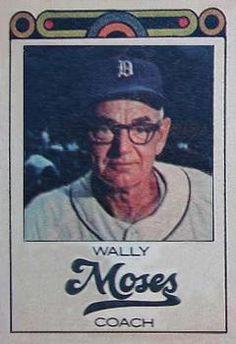 Wally Moses