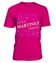 A Martinez
