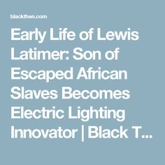 Lewis Howard Latimer