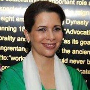 Princess Haya bint Hussein