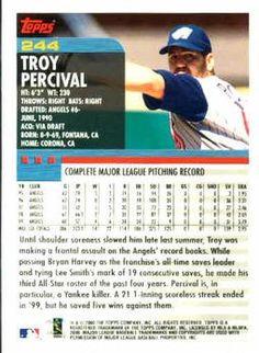 Troy Percival
