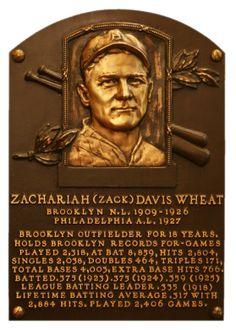 Zack Wheat