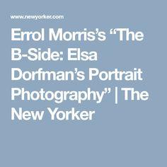 Errol Morris