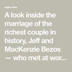 MecKenzie Bezos