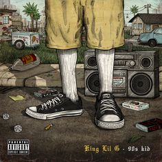 King Lil G