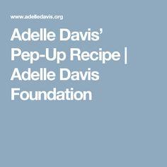 Adelle Davis