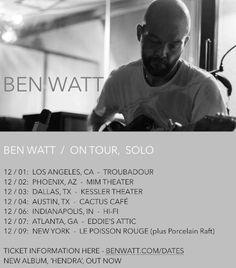 Ben Watt